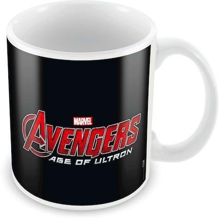 Marvel Avengers - Red Ceramic Mug