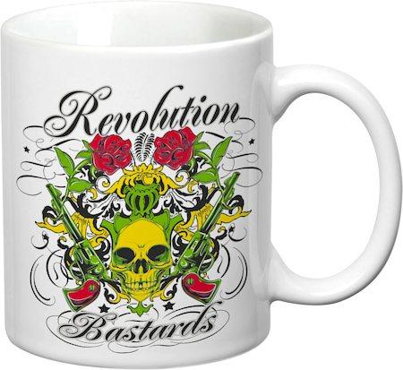 Prithish Revolution White Mug