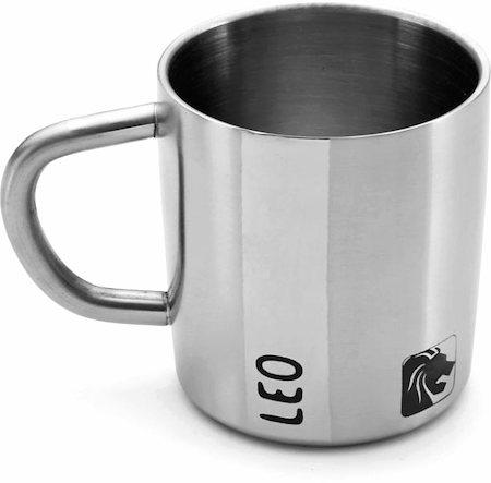 Hot Muggs Leo Starsign Mug