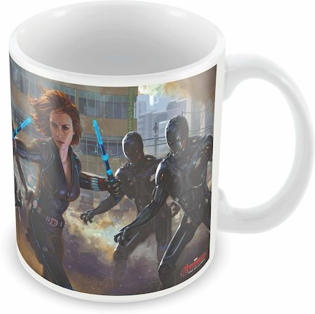 Marvel Black Widow - Age of Ultron Ceramic Mug