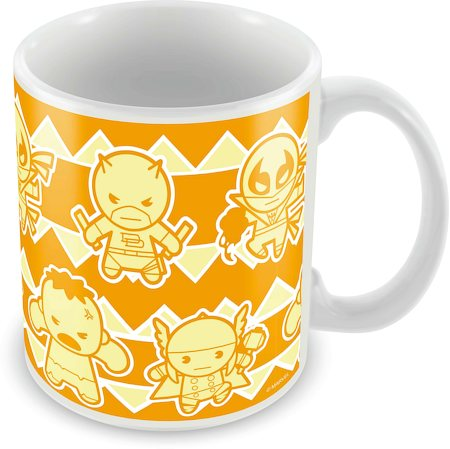 Marvel Kawaii Art - All Ceramic Mug