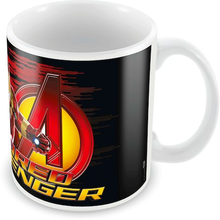 Marvel Armored Avenger Ceramic Mug
