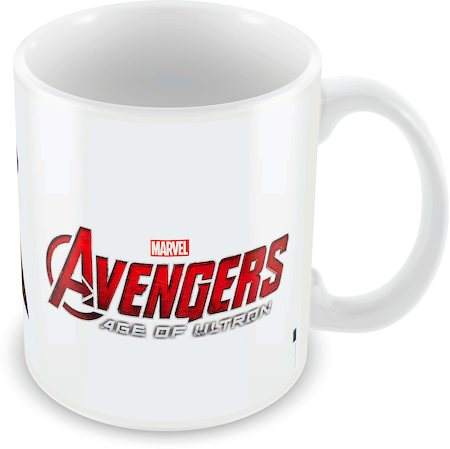 Marvel Vision Art - Avengers Ceramic Mug