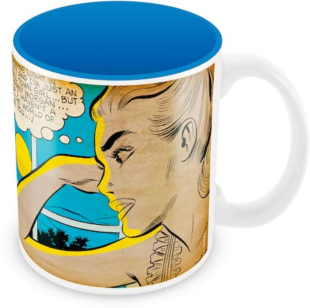 Marvel Comics Shining Light Ceramic Mug