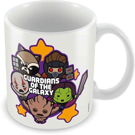Marvel Guardians of the Galaxy - Team Ceramic Mug