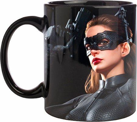 Warner Brothers Catwoman Face Mug