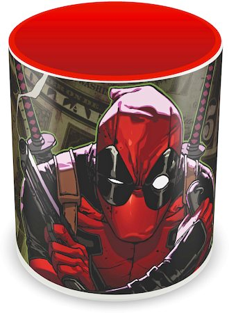 Marvel Deadpool Mug