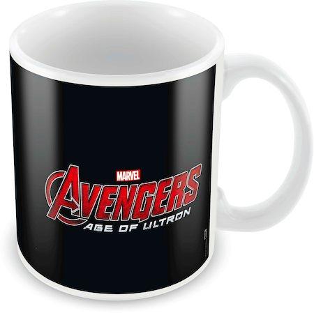 Marvel Avengers - Cartoon Ceramic Mug