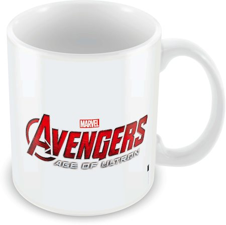 Marvel Ultron Fire - Avengers Ceramic Mug
