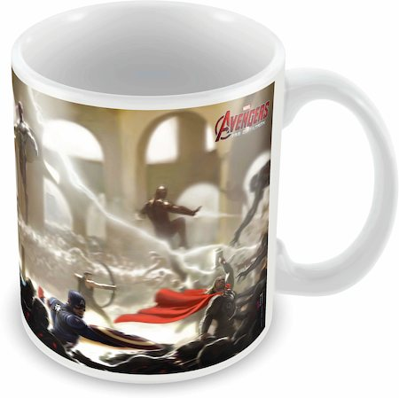 Marvel Age of Ultron - Avengers Ceramic Mug