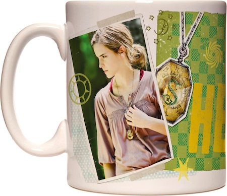 Warner Brothers Harry Potter and The Deathly Hallows - Hermoine Mug