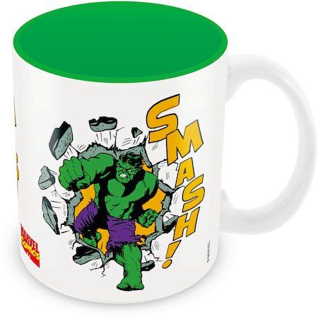 Marvel Comics Hulk Smash Ceramic Mug