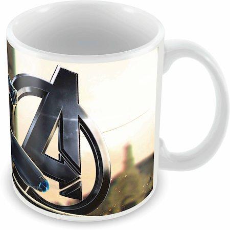 Marvel Black Widow - Avengers Ceramic Mug