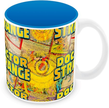 Marvel Comics Dr. Strange Ceramic Mug