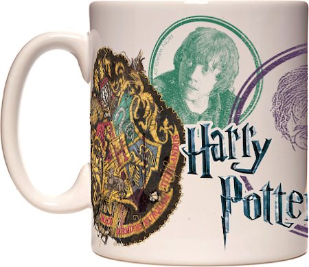 Warner Brothers Harry Potter and Friends Mug