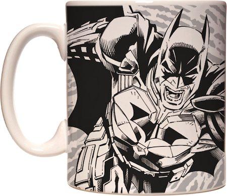 Warner Brothers Batman Gothic Art Mug