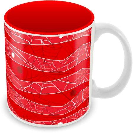 Marvel Spider-Man Net Ceramic Mug