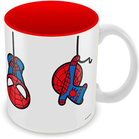 Marvel Kawaii - Spider Man Ceramic Mug