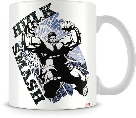 Marvel Assemble - Hulk Smash Ceramic Mug
