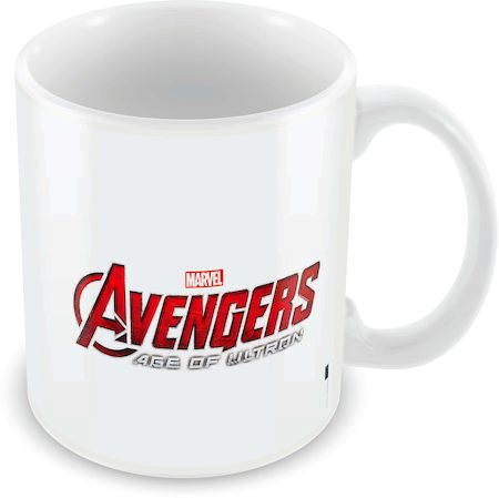 Marvel Captain America Shield Ceramic Mug