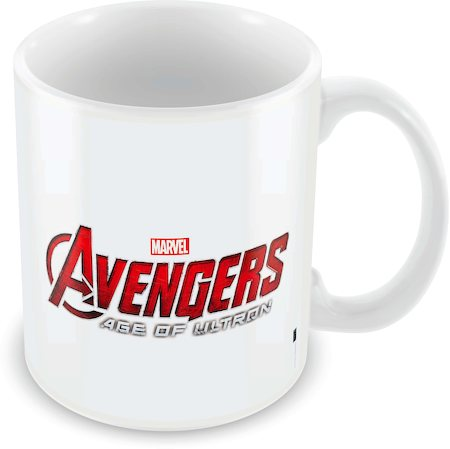 Marvel Age of Ultron - Avengers in Action Ceramic Mug