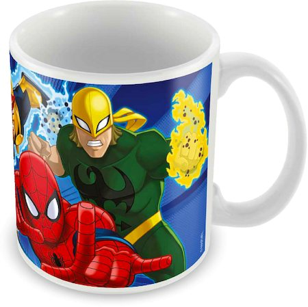 Marvel Spider-Man - All Ceramic Mug