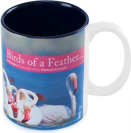 Hot Muggs Wild Focus - Birds of a Feather Mug