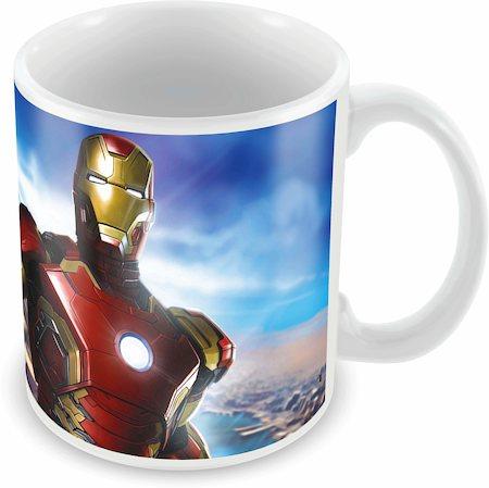 Marvel Age of Ultron - Iron Man Ceramic Mug