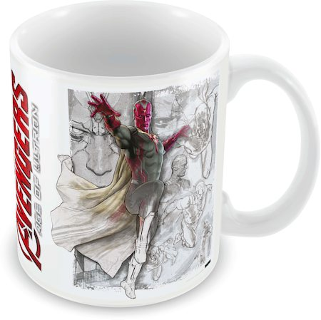 Marvel Avengers - Vision Ceramic Mug