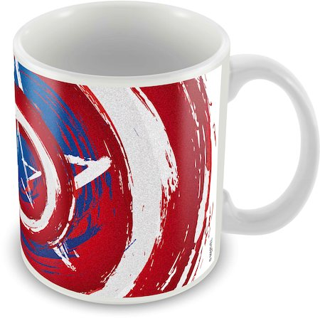 Marvel Captain America Ceramic Mug