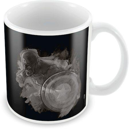 Marvel Captain America - Avengers Ceramic Mug