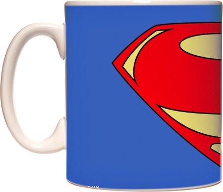 Warner Brothers Superman 'Classic Logo Art' Mug