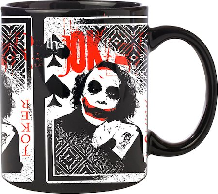 Warner Brothers Joker Trio Card Mug