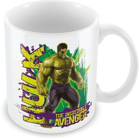 Marvel Hulk - The Incredible Ceramic Mug