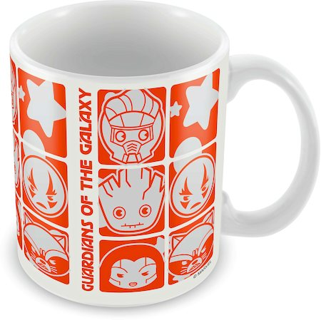 Marvel Guardians of the Galaxy - Together Ceramic Mug