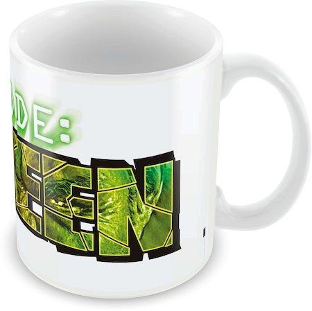 Marvel Code Green - Avengers Ceramic Mug