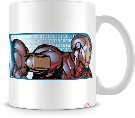 Marvel Assemble - Boom Ceramic Mug