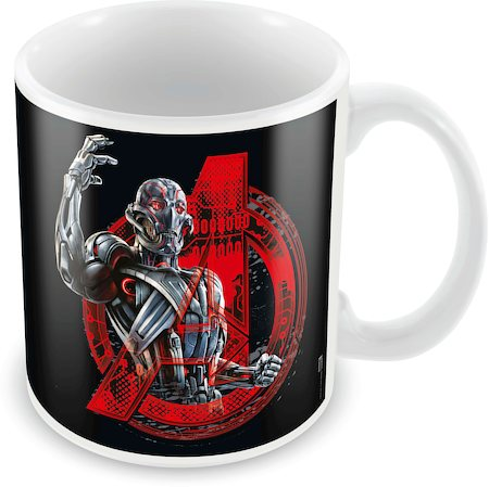 Marvel Ulton Art Ceramic Mug