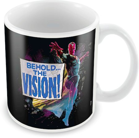 Marvel Behold the Vision - Avengers Ceramic Mug
