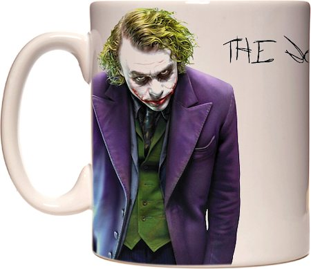 Warner Brothers The Joker Mug