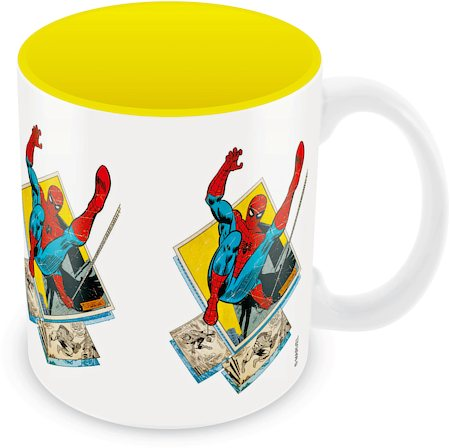 Marvel Comics Spider Man Ceramic Mug