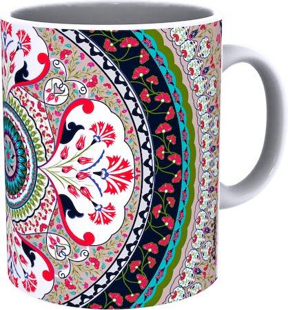 Kolorobia Stylish Turkish Red Mug