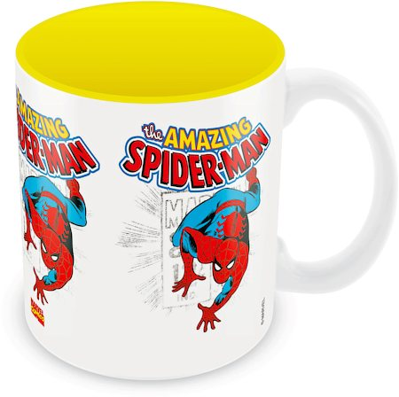 Marvel Comics Amazing Spider Man Ceramic Mug