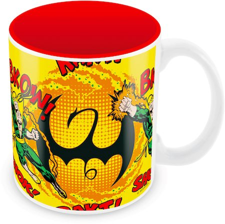 Marvel Comics Bkow Ceramic Mug