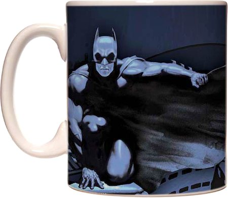 Warner Brothers Batman Cape Mug