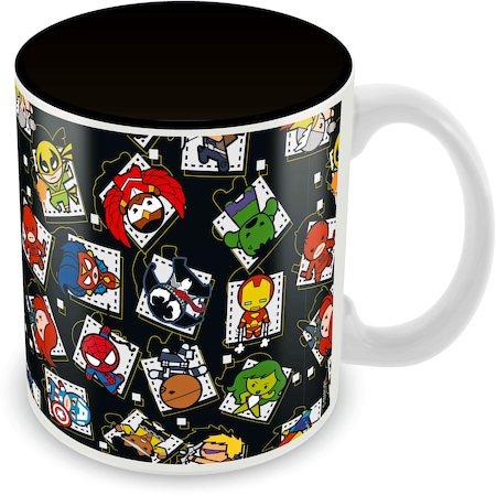 Marvel Avengers - Kawaii Art Ceramic Mug