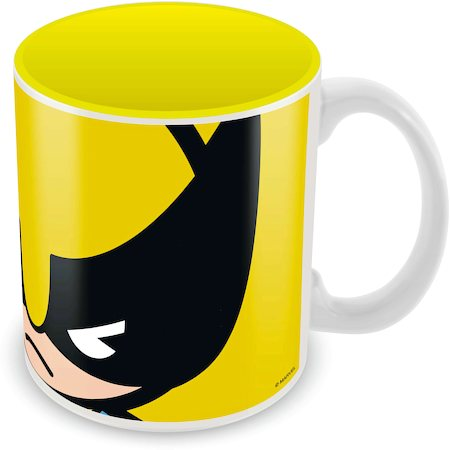 Marvel Kawaii Art - Wolverine Ceramic Mug