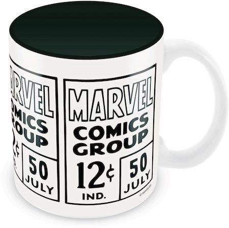 Marvel Comics Group Ceramic Mug