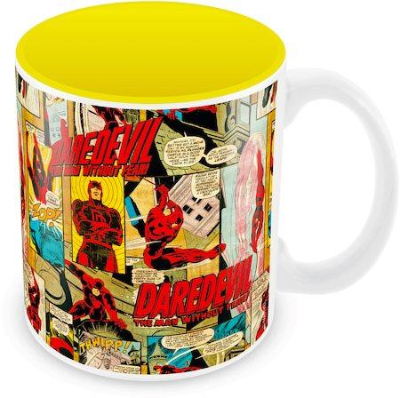 Marvel Comics Daredevil Ceramic Mug