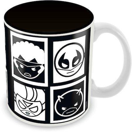 Marvel Kawaii Art - Sketch Ceramic Mug